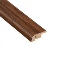 Home Legend Coronado Walnut 1/2 in. Thick x 1-1/4 in. Wide x 94 in. Length Laminate Carpet Reducer Molding-HL1011CR 204721411