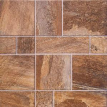 Innovations Amber Random Slate 8 mm Thick x 15-1/2 in. Wide x 46-1/2 in. Length Click Lock Laminate Flooring (19.98 sq. ft. / case)-836238 203647219