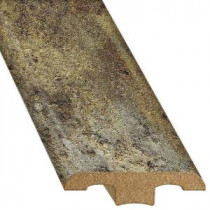 Innovations Tuscan Stone Terra 1/2 in. Thick x 1-3/4 in. Wide x 94-1/4 in. Length Laminate T-Molding-TMF00109 206442849
