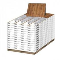 Pergo Presto Kentucky Oak 8 mm Thick x 7-5/8 in. Wide x 47-5/8 in. Length Laminate Flooring (968.16 sq. ft. / pallet)-LF000501 203682587